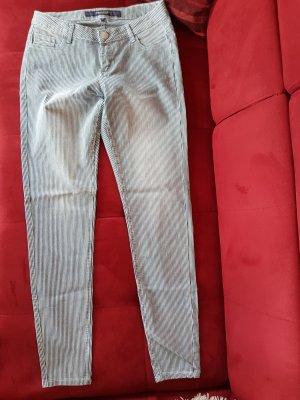 Jeans - gestreift