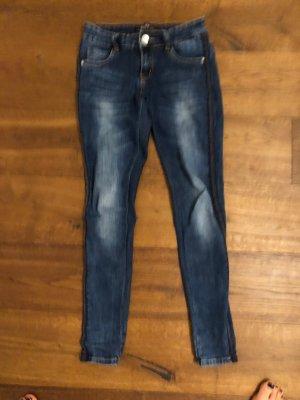 Skinny Jeans blue