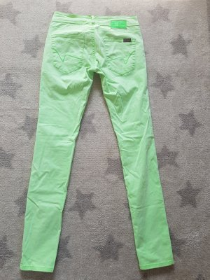 Circle of Trust Skinny Jeans neon green