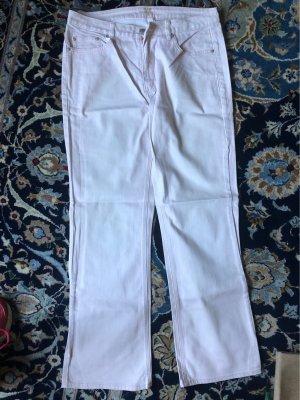 C&A Jeansy z prostymi nogawkami różany-jasny różowy