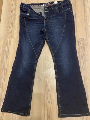 Bonbrix Jeans stretch bleu foncé