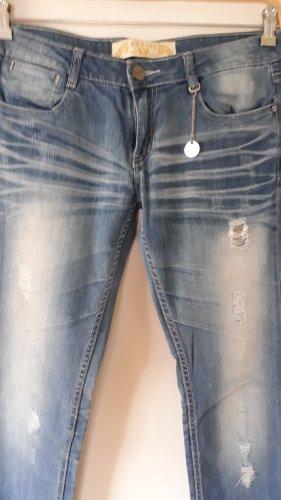 Jeans Gr. L