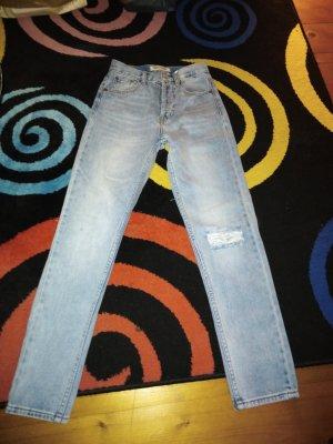 Tally Weijl Hoge taille jeans azuur