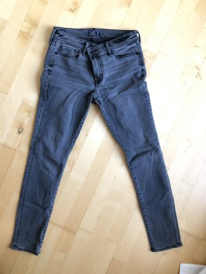 Jeans grau abercrombie