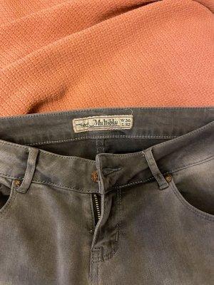 Jeans grau Fritz