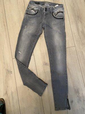 Jeans grau LTB Rosella Größe 26