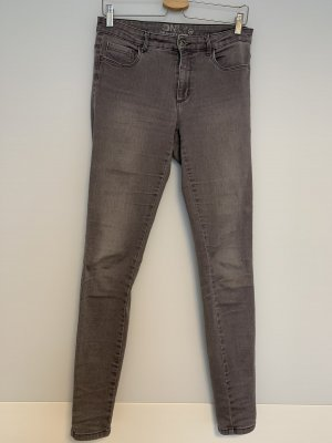 Jeans grau skinny