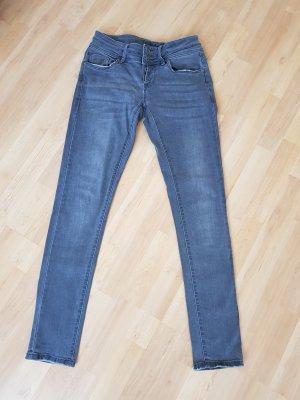 Blue Monkey Jeans slim fit grigio