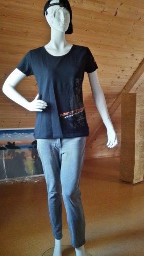 Blue Motion Dopasowane jeansy jasnoszary-szary