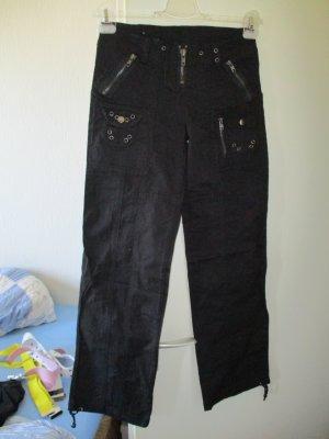 Monday Workowate jeansy czarny