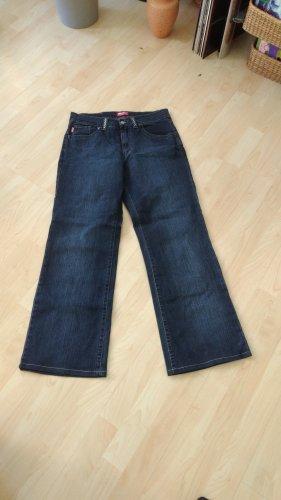 angels jeans Dzwony niebieski