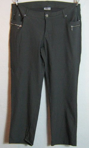 Jeans Größe 50 Stretch Dehnbund Grau