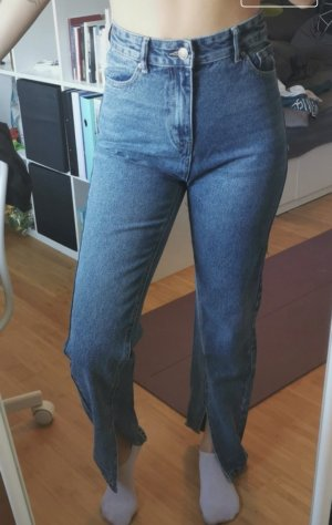 Vintage High Waist Jeans multicolored