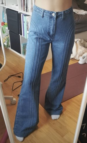 Vintage Baggy Jeans multicolored