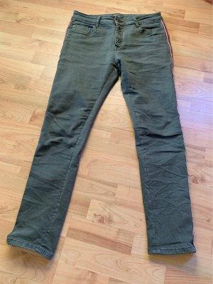 Zac & Zoe Tube jeans veelkleurig