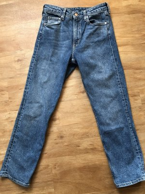 H&M Boot Cut Jeans azure