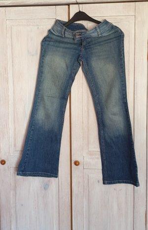 H&M DENIM Jeans stretch multicolore