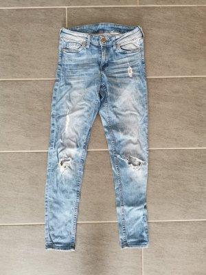 Jeans H&M mit Cut outs