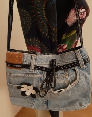 Canvas Bag azure