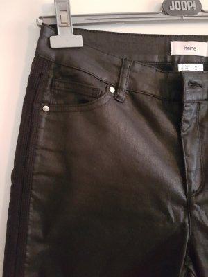 Heine Jeans a sigaretta nero