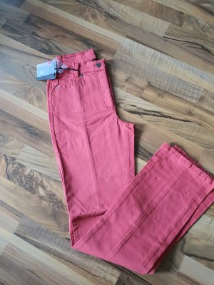 Best Connections Jeans slim fit rosso chiaro