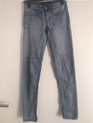 Jeans hellblau von Tally Weijl in Gr 32