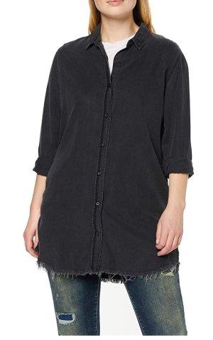 LTB Camisa vaquera negro