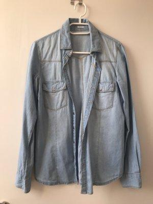 Jeans-Hemd/Bluse