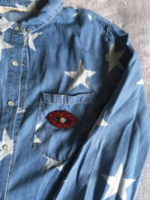 Proposta Denim Shirt multicolored