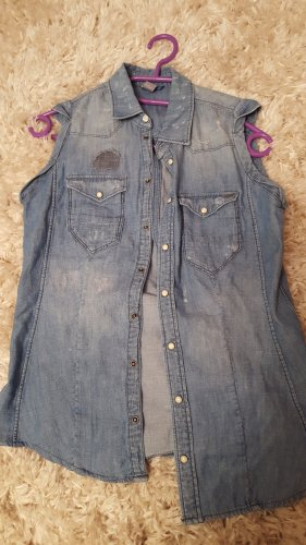 jeans Hemd in gr. 36