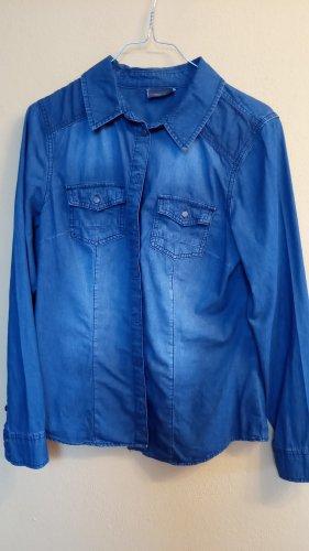 Street One Jeansowa koszula niebieski
