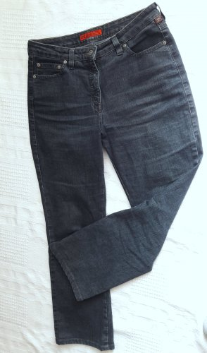 Jeans High Waist Casual Classic Pierre Cardin