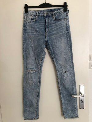 & DENIM Skinny jeans veelkleurig Katoen