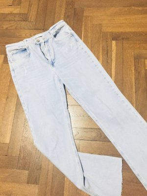 Jeans high waist straight ZARA Gr. 40/42 Demin Cos Arket APC — wie neu!!!
