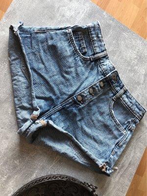 Jeans highwaist Shorts