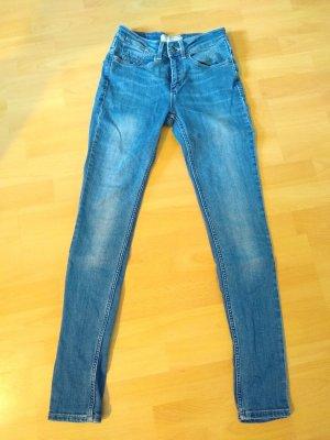 Kuyichi Jeans skinny blu-blu scuro