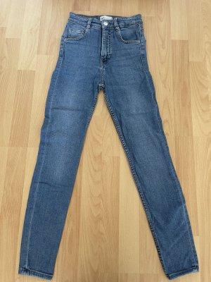 Jeans hoher Bund