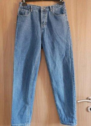 Jeans boyfriend bleu
