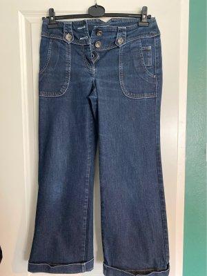 Madoc Jeans Denim Flares dark blue