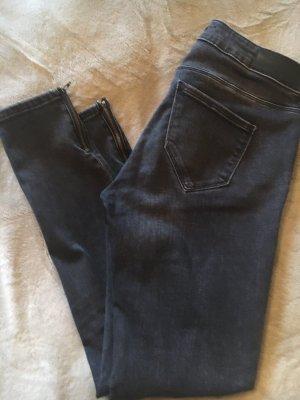 Vero Moda Low Rise jeans antraciet