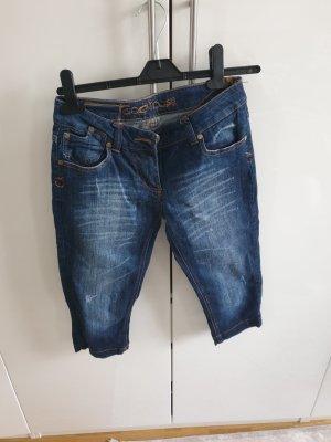 C&A Short en jean bleu