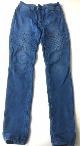 Pieces Jeans elasticizzati blu