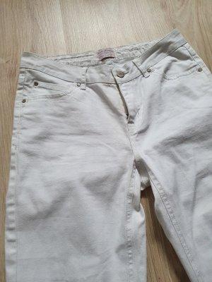Tchibo / TCM Pantalón de cinco bolsillos blanco Denim