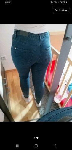 C&A Woolen Trousers dark blue