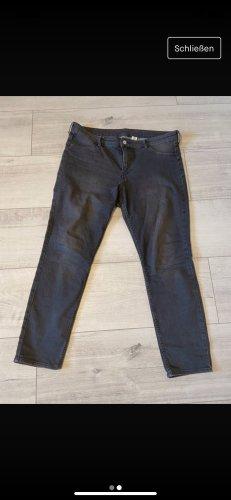 H&M Stretch Jeans dark grey