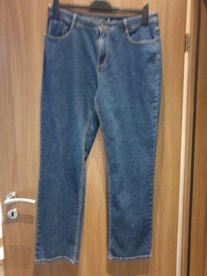 C&A Wortel jeans donkerblauw