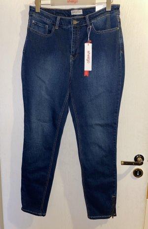 Jeans Hose blau GR 54 neu von Sheego