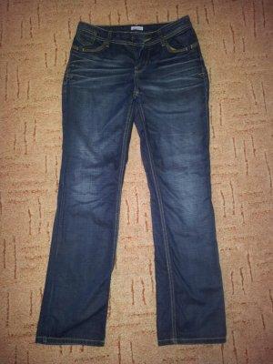 Jeans Hose Bluejeans Soccx W28/L32 dunkelblau