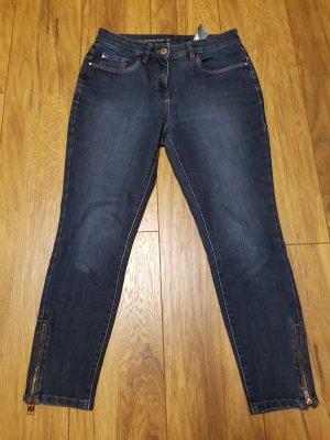 C&A Jeans slim fit blu scuro