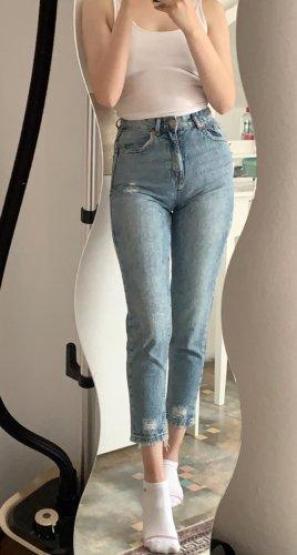 NewYorker Jeans a 3/4 azzurro